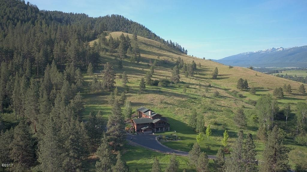 Single Family Home for Sale at 349 Harlan Creek Road 349 Harlan Creek Road Hamilton, Montana 59840 United States