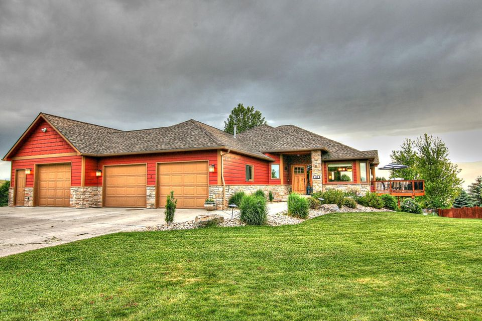 Single Family Home for Sale at 6315 Hillview Way Missoula, Montana 59803 United States