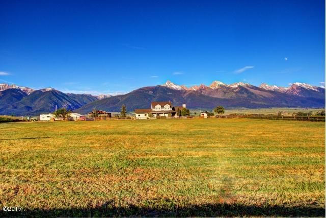 Single Family Home for Sale at 55768 Fish Hatchery Road St. Ignatius, Montana 59865 United States