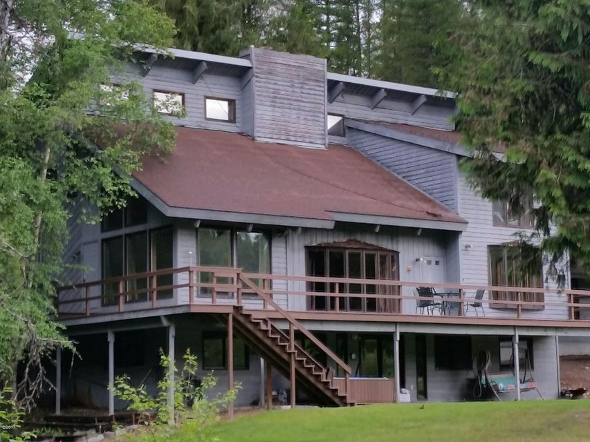 Single Family Home for Sale at 665 Haskill Basin Road 665 Haskill Basin Road Whitefish, Montana 59937 United States