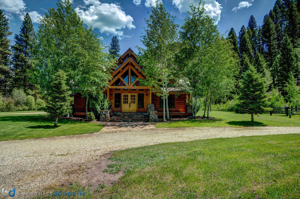 Additional photo for property listing at Timber Ridge Drive  Sula, Монтана,59871 Соединенные Штаты