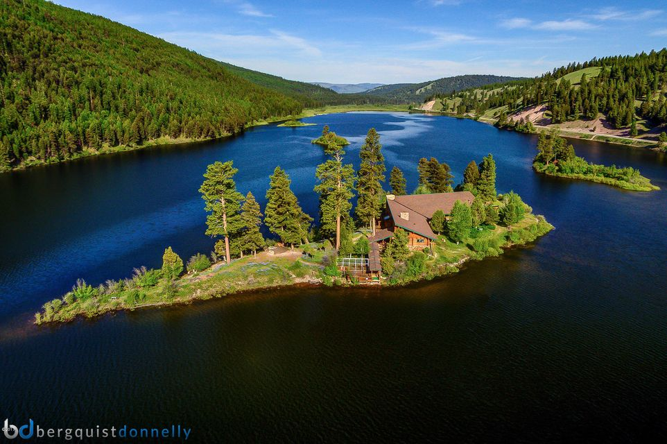 Single Family Home for Sale at 2433 Hwy 83 Seeley Lake, Montana,59868 United States