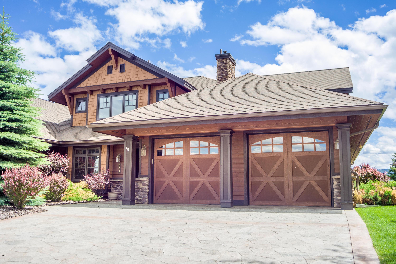 Single Family Home for Sale at 332 Eagle Bend Drive Bigfork, Montana 59911 United States