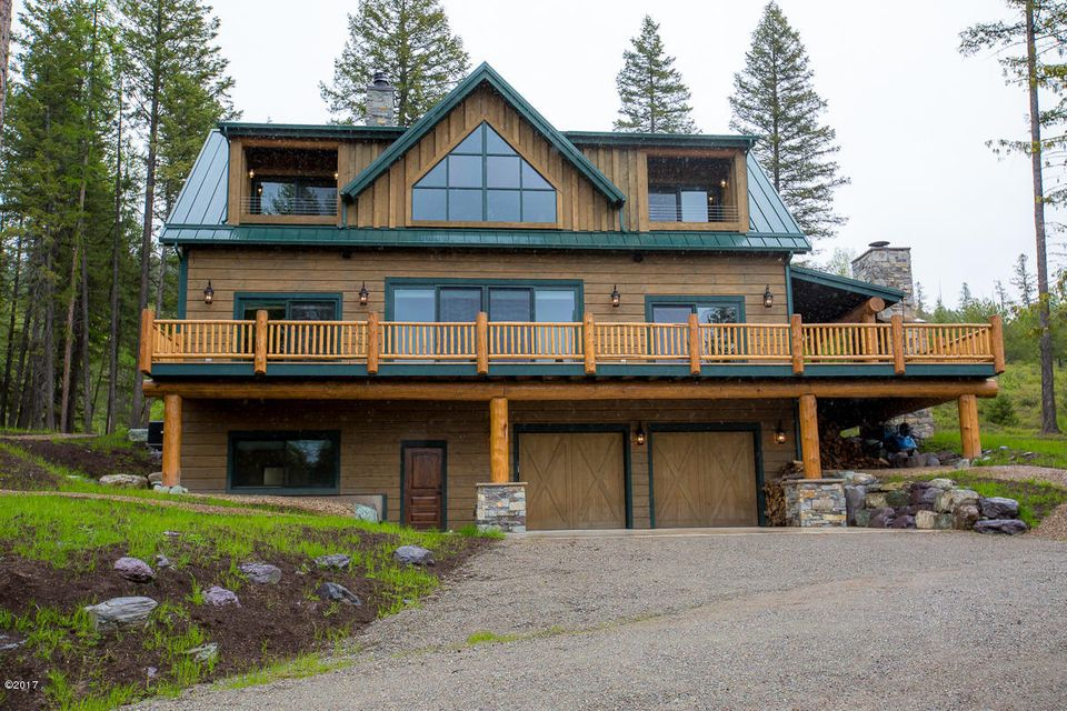 Single Family Home for Sale at 2525 East Lakeshore Drive Whitefish, Montana 59937 United States