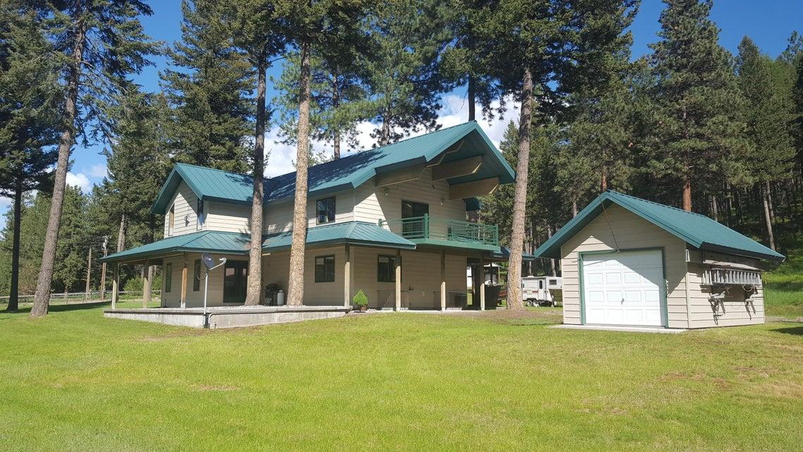 Single Family Home for Sale at 7399 Evaro Road Missoula, Montana 59808 United States