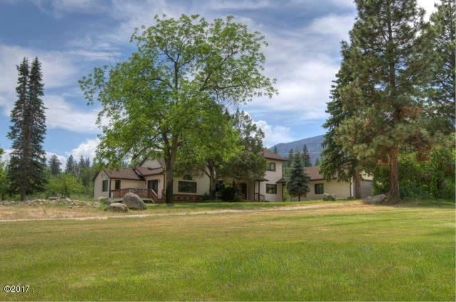 Single Family Home for Sale at 1011 Timber Point Lane Hamilton, Montana 59840 United States