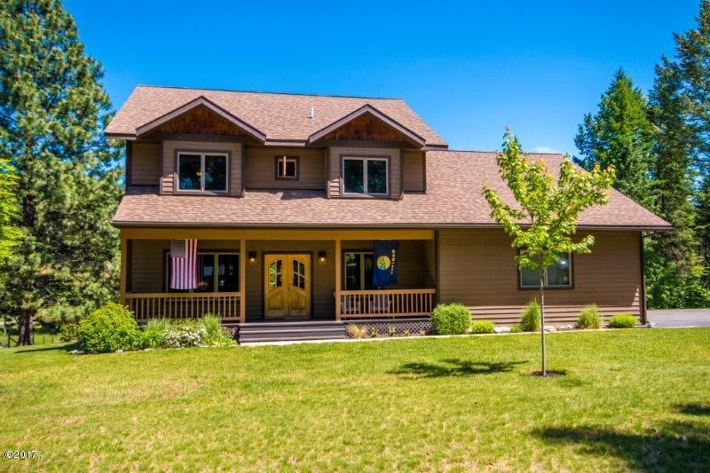 Single Family Home for Sale at 185 Sylvan Drive Bigfork, Montana 59911 United States