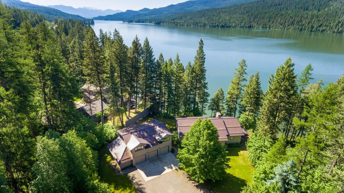 14401 Hidden Bay Lane, Bigfork, MT 59911
