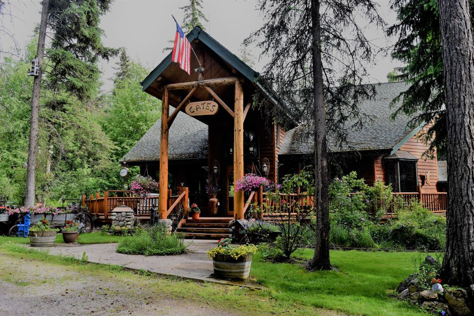 Single Family Home for Sale at 31425 Mission Creek Lane St. Ignatius, Montana 59865 United States