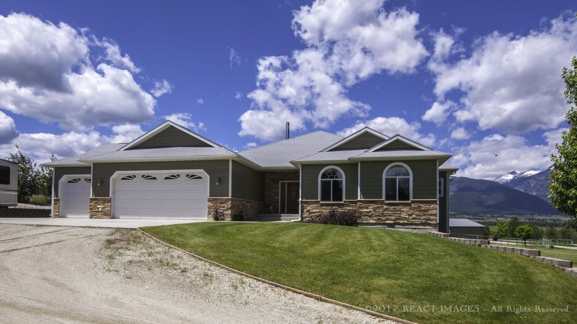Single Family Home for Sale at 369 Sullivan Road Stevensville, Montana 59870 United States