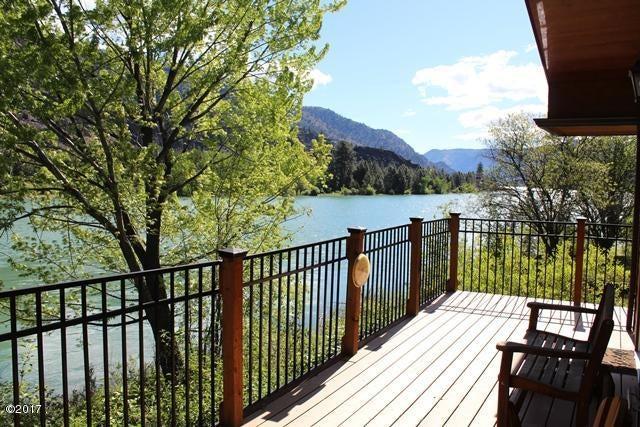 Single Family Home for Sale at 22 Flathead River Lane Plains, Montana 59859 United States