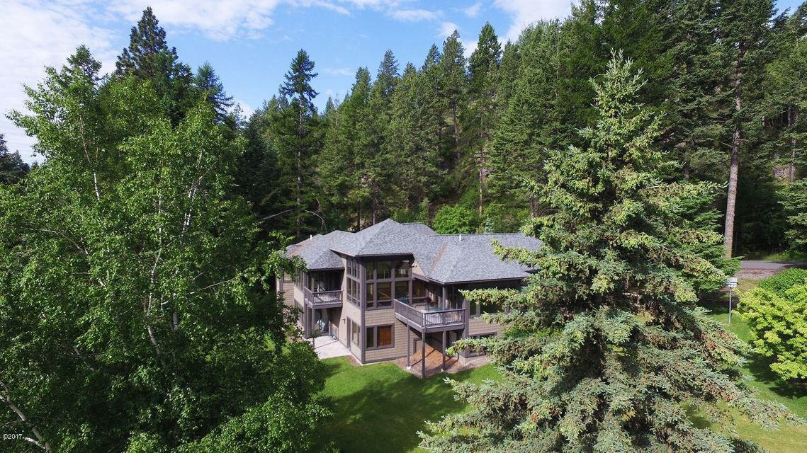 Single Family Home for Sale at 139 Golf Terrace Bigfork, Montana 59911 United States