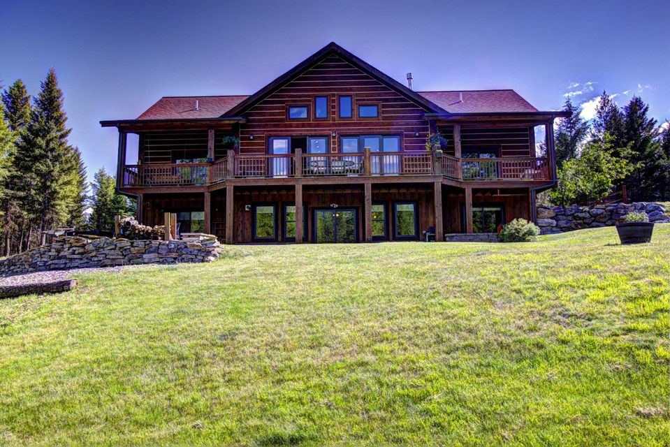 Single Family Home for Sale at 302 Aspen Glen Road Eureka, Montana 59917 United States