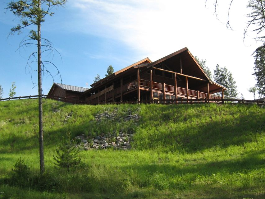 Single Family Home for Sale at 1001 Glacier Hills Drive Martin City, Montana 59926 United States