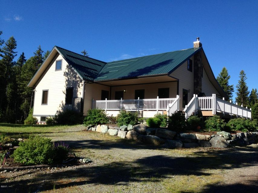 104 Wintering Moose Lane, Marion, MT 59925