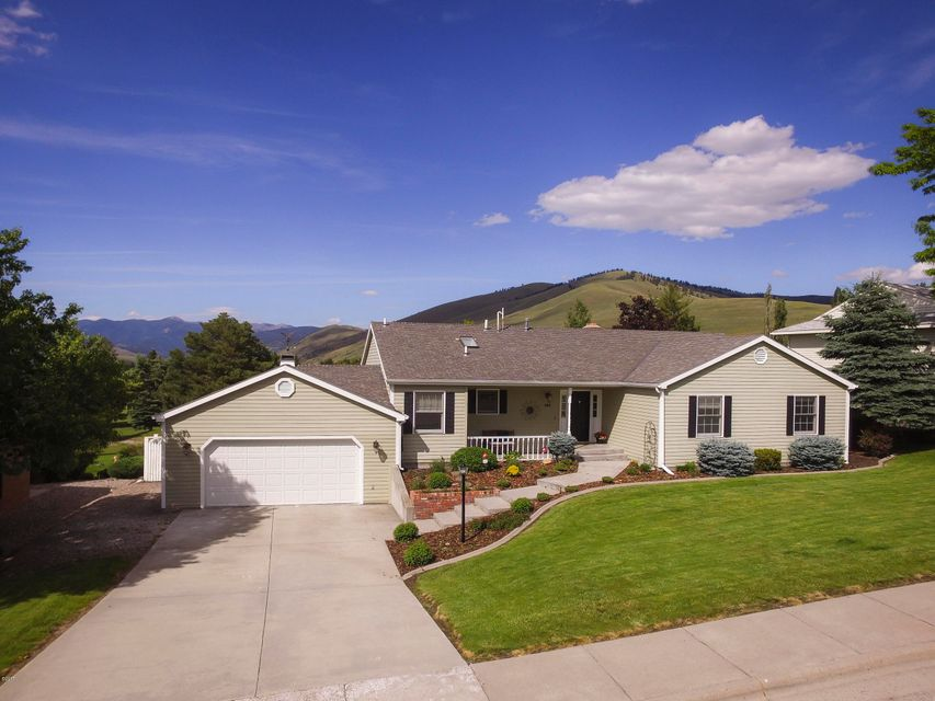 Single Family Home for Sale at 164 Fairway Drive Missoula, Montana 59803 United States