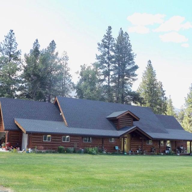 Single Family Home for Sale at 192 & 194 To Tickleme Lane Hamilton, Montana 59840 United States