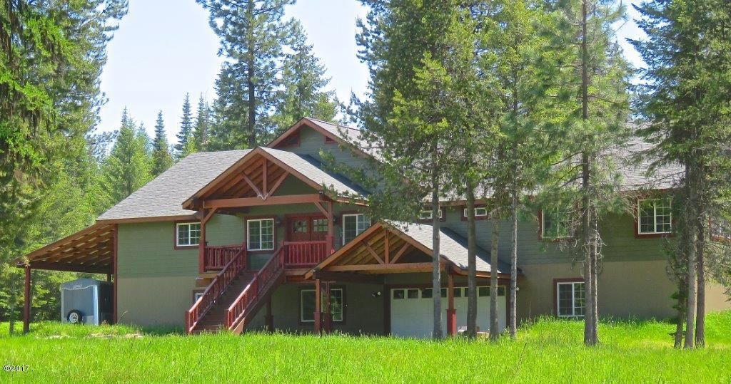 Single Family Home for Sale at 44 Copper Ridge Road Trout Creek, Montana 59874 United States
