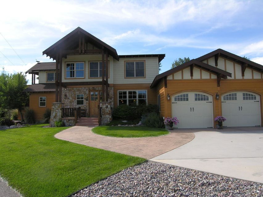 Single Family Home for Sale at 2746 Roderick Way 2746 Roderick Way Missoula, Montana 59804 United States