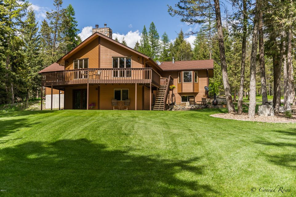 Single Family Home for Sale at 5096 U.S. 93 South Whitefish, Montana 59937 United States