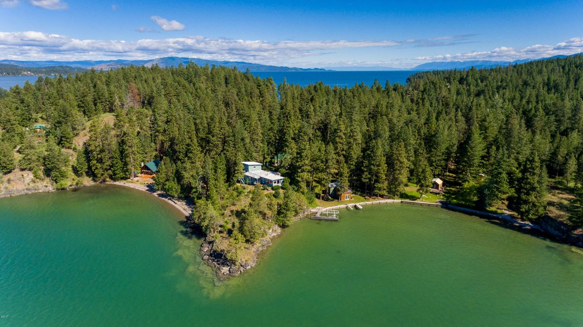 Flathead Lake Point Property