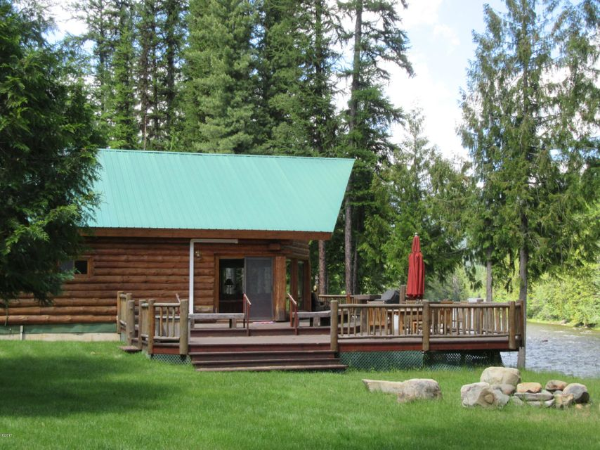 Single Family Home for Sale at 11254 Yaak River Road Yaak, Montana 59935 United States