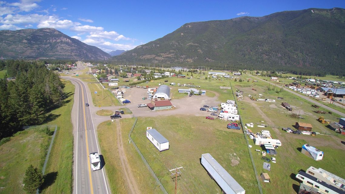 Commercial for Sale at 3800 Montana Hwy 206 3800 Montana Hwy 206 Columbia Falls, Montana 59912 United States