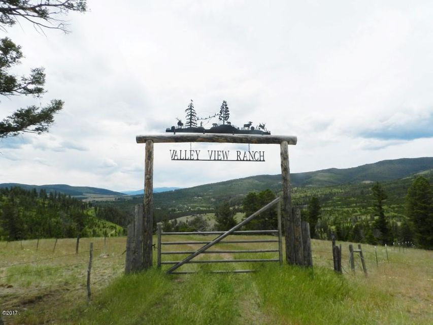 Single Family Home for Sale at Valley View Ranch Valley View Ranch Philipsburg, Montana 59858 United States