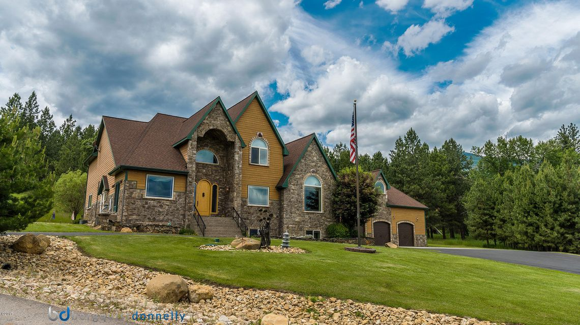 Single Family Home for Sale at 21537 Polette Place Florence, Montana 59833 United States