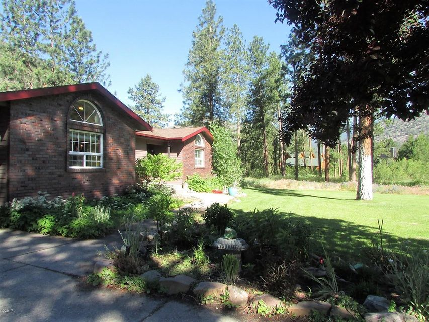 Single Family Home for Sale at 273 South Frontage Road Alberton, Montana 59820 United States