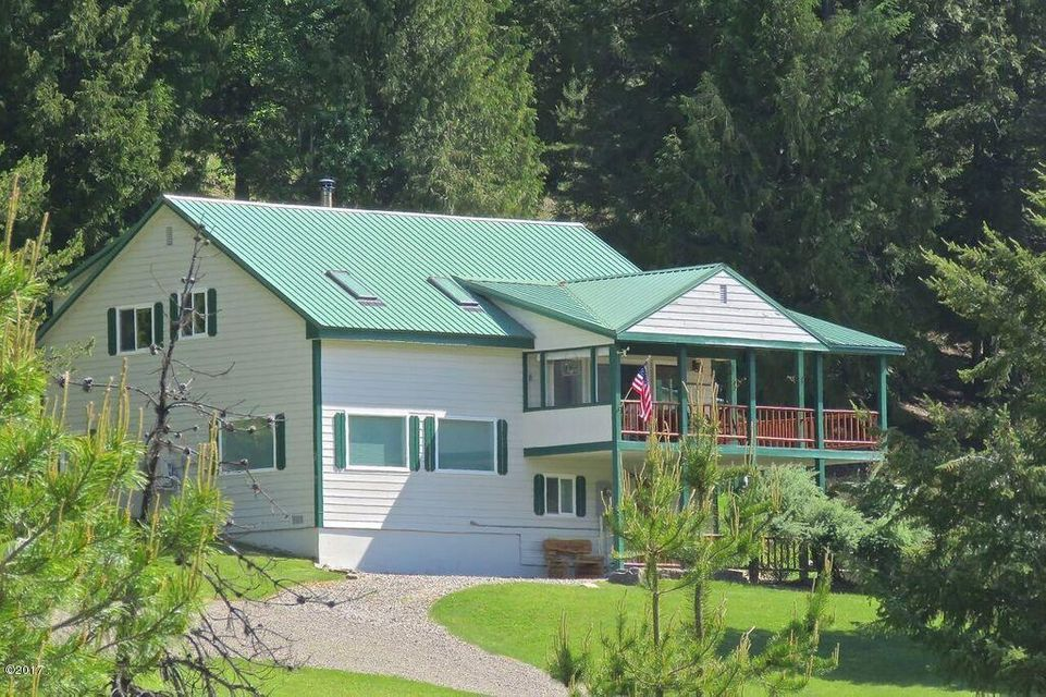 Additional photo for property listing at 1381 Seventeen Mile Road  Yaak, Montana 59935 United States