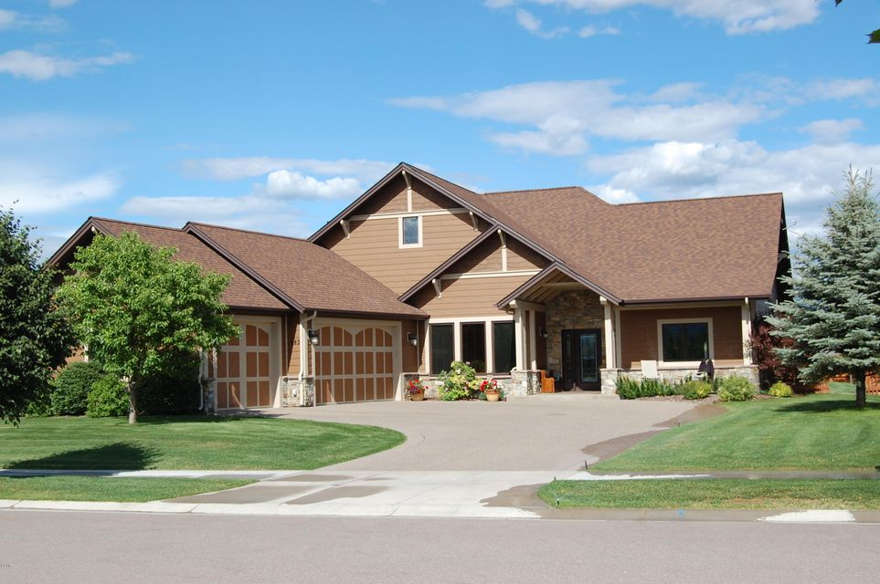 Single Family Home for Sale at 143 West Monture Ridge Kalispell, Montana 59901 United States