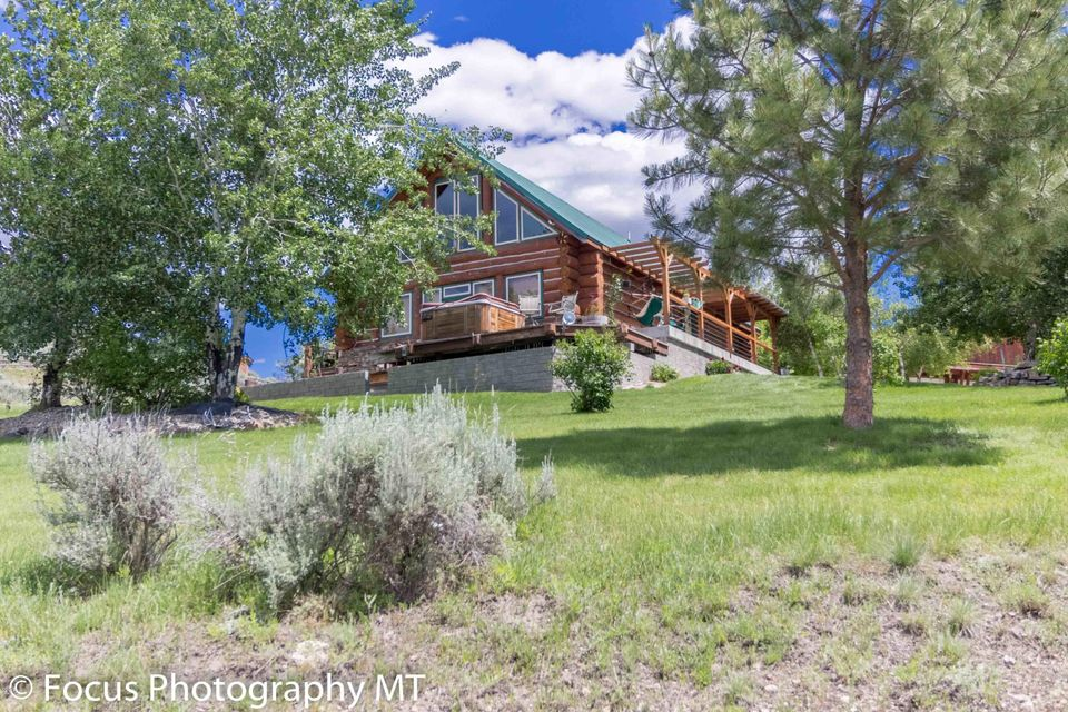 Single Family Home for Sale at 970 Granite Creek Road Florence, Montana 59833 United States