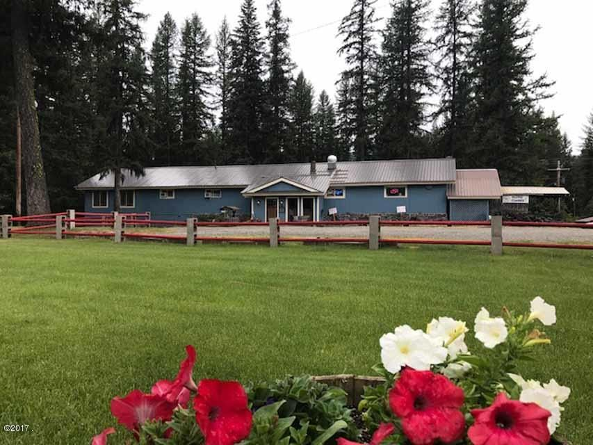 Commercial for Sale at 10035 Us Highway 93 North 10035 Us Highway 93 North Olney, Montana 59927 United States