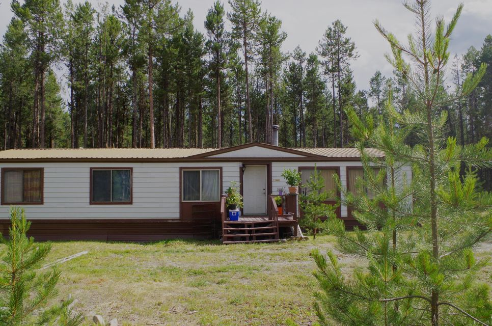 204 Old Creek Road, Marion, MT 59925