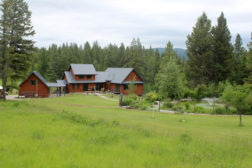 Additional photo for property listing at 1285  Sanctuary Lane  Kila, Montana,59920 Estados Unidos