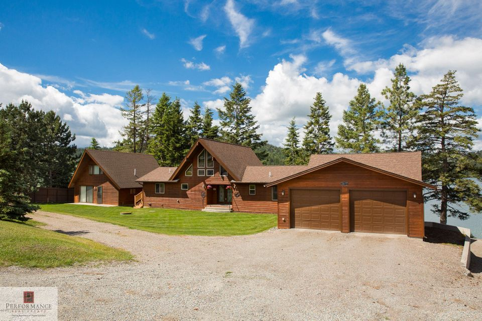 Single Family Home for Sale at 1677 Foys Lake Road Kalispell, Montana 59901 United States