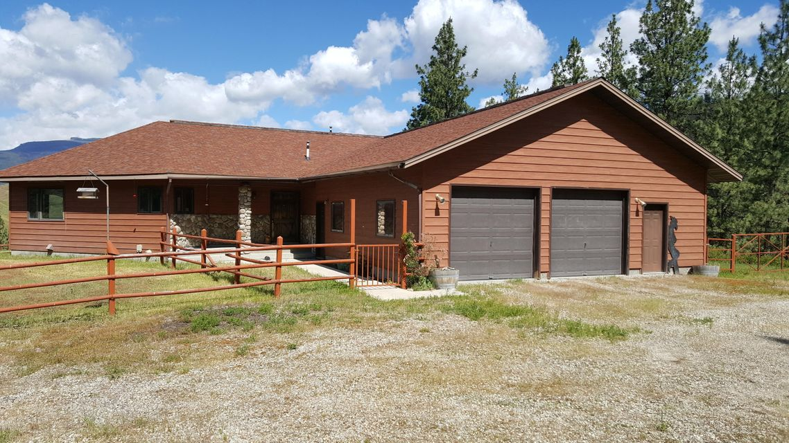 Single Family Home for Sale at 465 Harlan Creek Road 465 Harlan Creek Road Hamilton, Montana 59840 United States