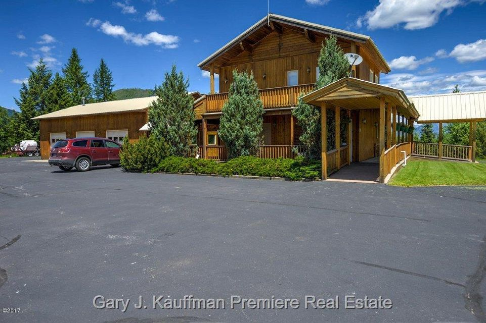 Commercial for Sale at 12205 Us-2 West Glacier, Montana 59936 United States