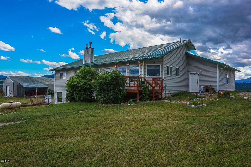 Additional photo for property listing at 672 Douglas Hill Road  Eureka, Montana 59917 United States