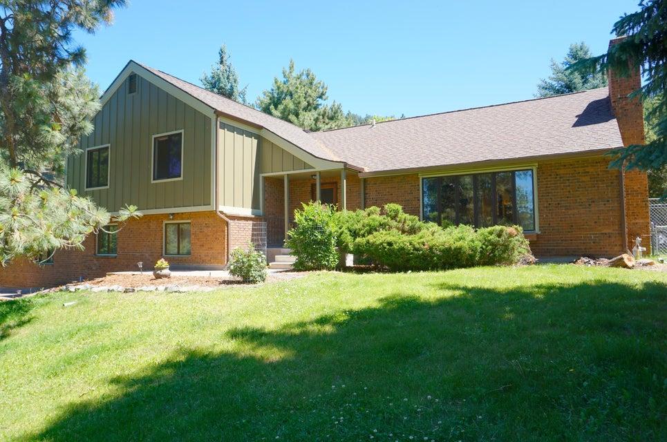 Single Family Home for Sale at 6 Elk Ridge Court 6 Elk Ridge Court Missoula, Montana 59802 United States