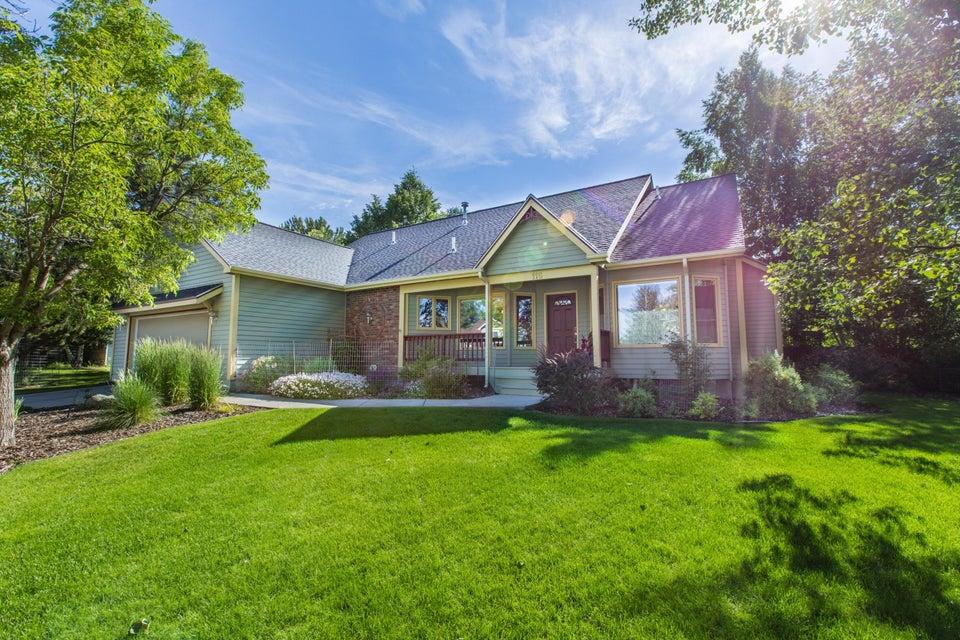 Single Family Home for Sale at 116 Apple House Lane Missoula, Montana 59802 United States