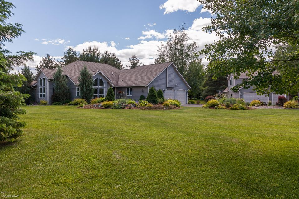 Single Family Home for Sale at 300 Plantation Drive 300 Plantation Drive Kalispell, Montana 59901 United States