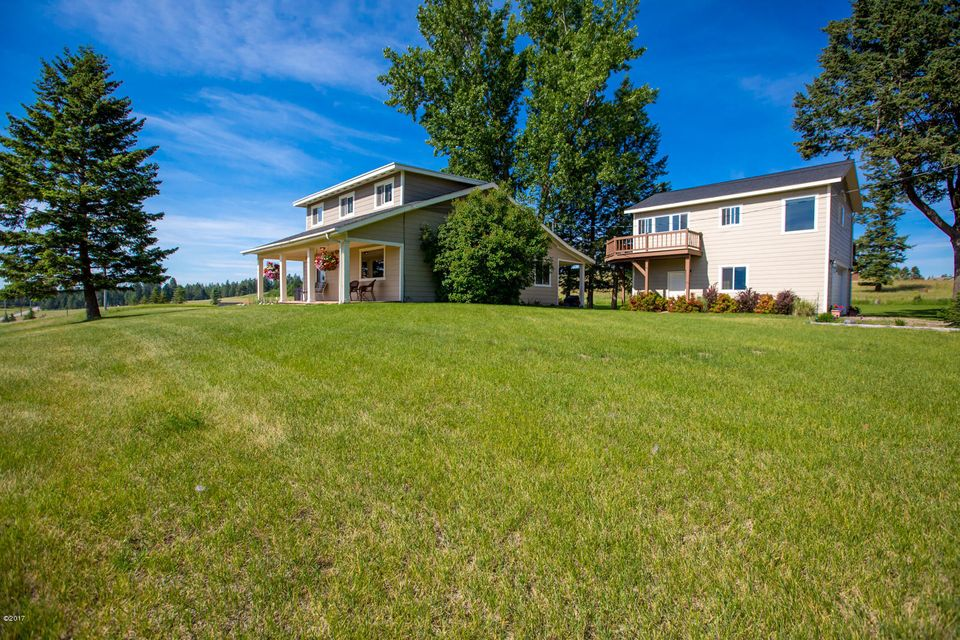 Single Family Home for Sale at 4018 Whitefish Stage Kalispell, Montana 59901 United States