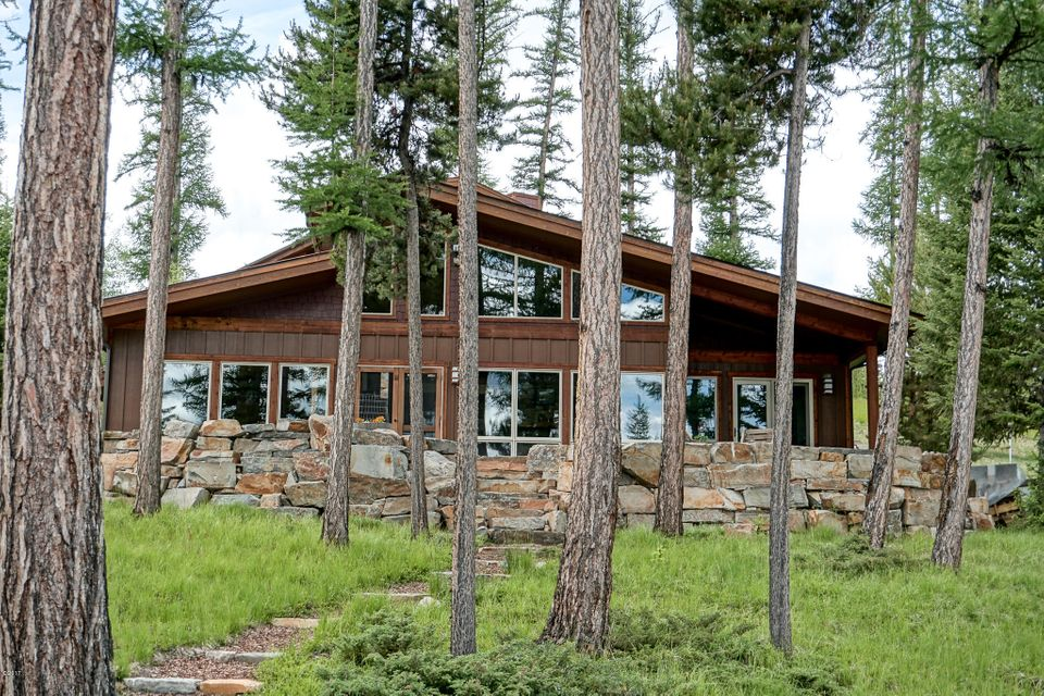 Single Family Home for Sale at 970 Mcgregor Lane 970 Mcgregor Lane Marion, Montana,59925 United States
