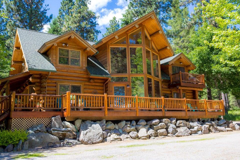 Single Family Home for Sale at 230 Shawnee Drive 230 Shawnee Drive Bigfork, Montana 59911 United States