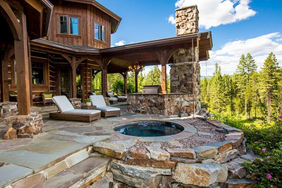Additional photo for property listing at 555 Whitefish Hills Drive  Whitefish, Montana 59937 United States