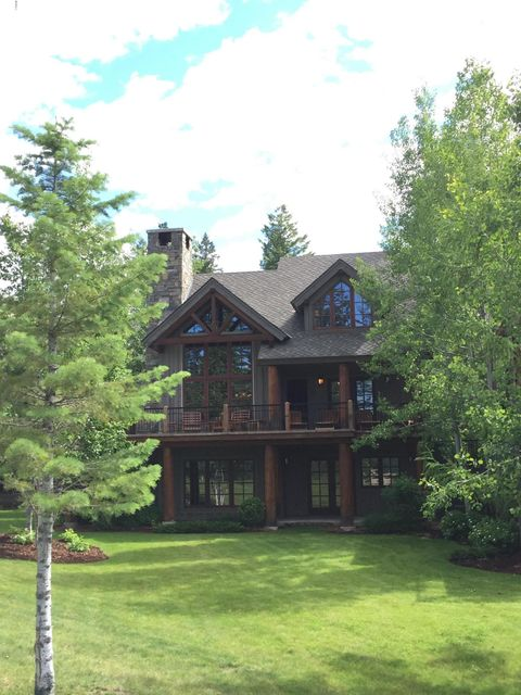 Single Family Home for Sale at 2057 Silverberry Lane Whitefish, Montana 59937 United States