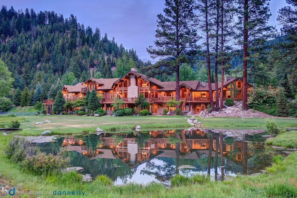 Single Family Home for Sale at 7229 West Fork Road Darby, Montana 59829 United States