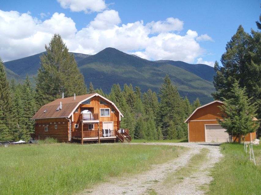 436 Jaeger Road, Fortine, MT 59918